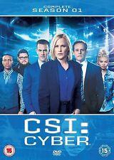 CSI Cyber Season 1 DVD -  Region 2 UK - Free postage - Brand New