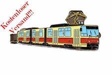 Krawattenklammer Straßenbahn Tatra KT8D5 Prag