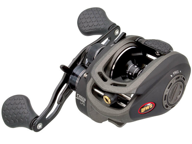 Lew's Super Duty G Speed Spool 8.3 1 Baitcast Fishing Reel SDG1XHLF Left Hand