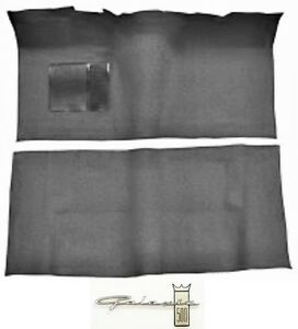 Ford Galaxie Molded Carpet Replacement Kit 1963 1964