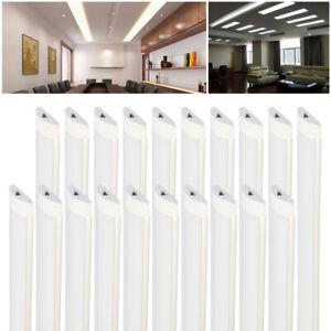 20x-2ft-60cm-Slim-LED-Ceiling-Batten-Tube-Light-Strip-Bar-Panel-Lamp-Cool-White