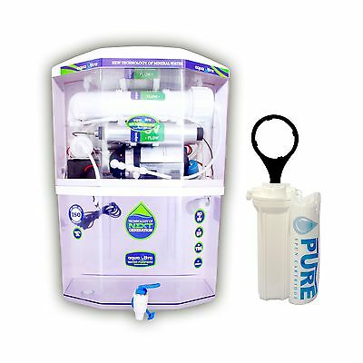 Aqua Ultra A400 14Stage Ro+UV+UF+Mineral+Tds Controller water purifier