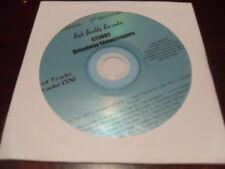 COOL TRACKS KARAOKE DISC CT0002 BROADWAY SHOWSTOPPERS CD+G POP 20 TRACKS