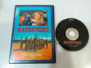 Maneuvers-Regardt-Van-Den-Berg-Arnold-Vosloo-DVD-Espanol-English