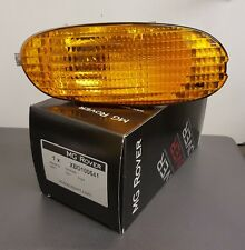MGF Offside Drivers Front Right Amber Indicator Light Lamp XBD100641 New