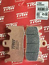 RT TRW Sinter SRT Bremsbeläge Bremsklötze vorne hinten BMW R1250 GS ADV