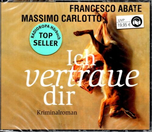 1 von 1 - ICH VERTRAUE DIR Francesco Abate+Massimo Carlotto 5 AudioCDs+mp3-CD NEU in Folie