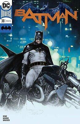 BATMAN #40 DC COMICS NEAR MINT 2//7//18