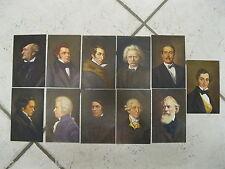 Komponisten Lot 11 AK Musik Composer Compositeur Music Musique 1611227