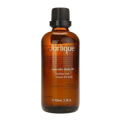 Jurlique Body Oil 100ml Natural Bath Moisturzing Massage Scented Lavender