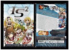 Infinite Stratos II (DVD, 2014, 3-Disc Set)