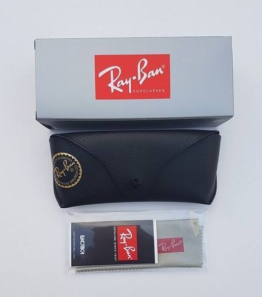 Ray Ban Black Sunglasses Case