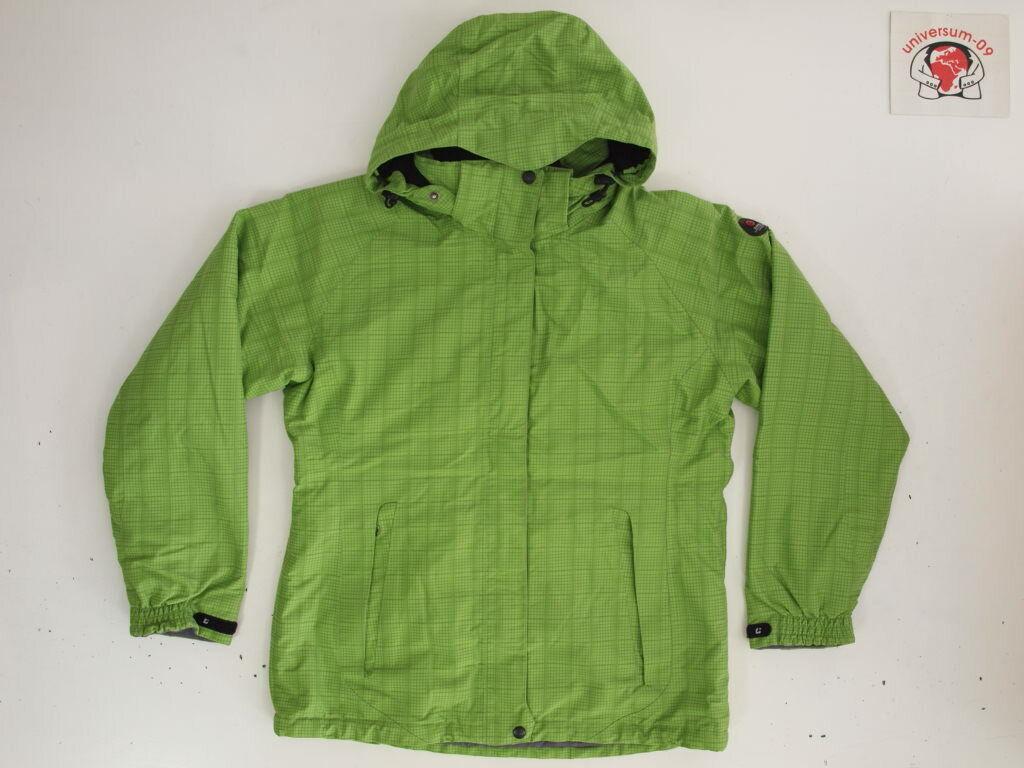 Killtec LEVEL 3 Winterjacke für Damen in Grün, Größe 38 S
