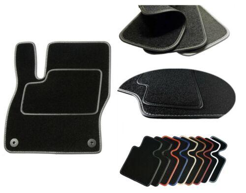 Velours Classic Fahrer Fußmatte passend für Ford Focus III Mcarstyling ⭐⭐⭐⭐⭐