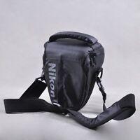 Waterproof Camera bag topload For Nikon D3000/D3100/D5000/D5100/D80/D90 M Size