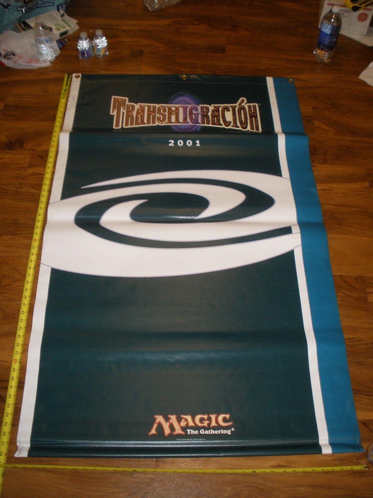 MTG Magic Spanish Planeshift Vinyl Poster Hanging Store Display Display Display ccd821