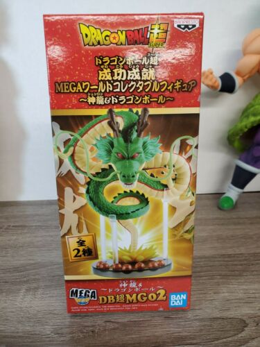 Dragon Ball Super Mega WCF TV Shenron figure DBS MG02 bandai banpresto version A