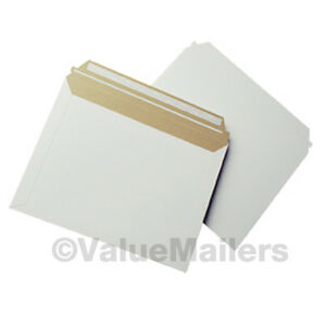200-9x11.5 Rigid Photo Mailers Stay Flats 100.2