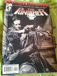 Marvel Knights 034 The Punisher 034 4 Comic - Newport, Gwent, United Kingdom - Marvel Knights 034 The Punisher 034 4 Comic - Newport, Gwent, United Kingdom