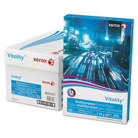 Xerox Vitality Multipurpose Printer Paper 11 X 17 White 500 Sheets/rm 3r03761
