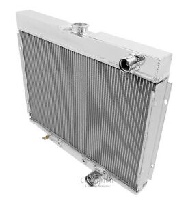 1973 1974 1975 19761977 1978 1979 1980-1986 Jeep CJ7 3 Row Champion WR Radiator