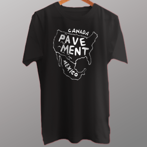 Pavement American Indie Rock Band T-Shirt Cotton New