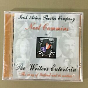 The Writers Entertain stories & music of Ireland & Its Writers Noel Cummins CD