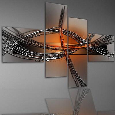 Cuadro de Lona Listos para Colgar #6897M Digital Arte Abstracto