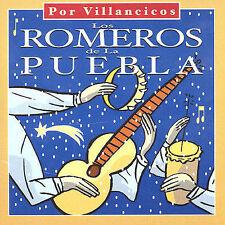 Rare Por Villancicos by Los Romeros de la Puebla (CD, Nov-2004, Senador)