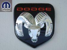 DODGE RAM DAKOTA DURANGO 93-03 FRONT HOOD GRILL GRILLE HEAD LOGO INSIGNIA EMBLEM