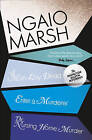 A Man Lay Dead: Enter a Murderer ; The Nursing Home Murder: WITH Enter a Murderer AND The Nursing Home Murder by Ngaio Marsh (Paperback, 2009)