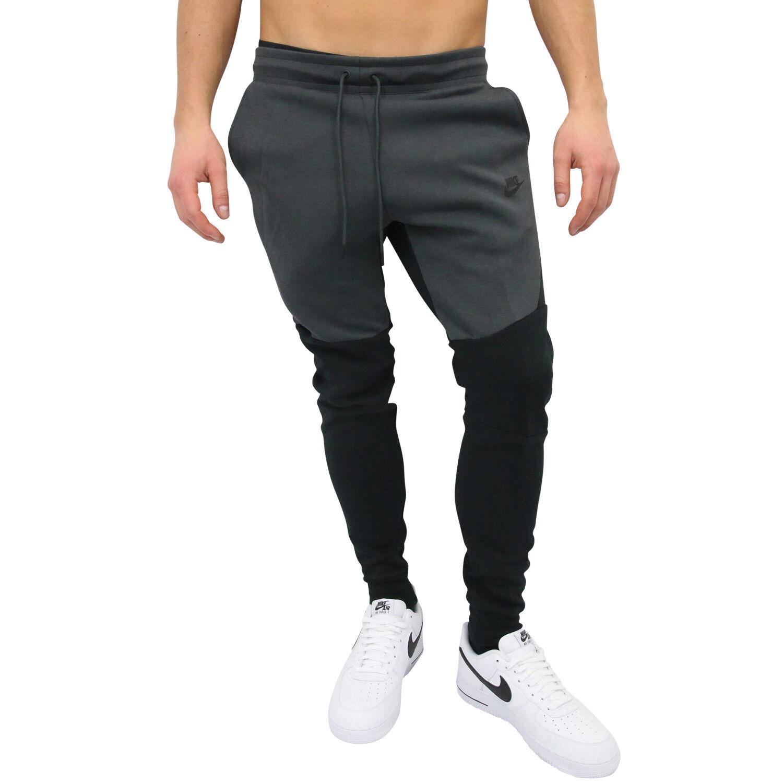 NIKE Sportswear Tech Pile Jogging Pantaloni Jogger Allenamento Pantaloni Uomo Uomo Uomo 805162 01d821