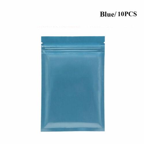 Organization Kitchen Home Storage Aluminum Foil Ziplcok Glossy Heat Seal Bag