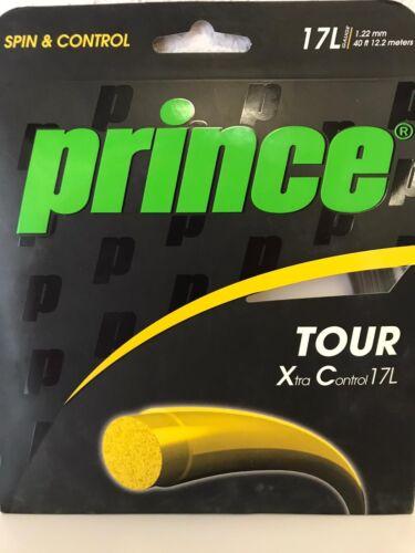 Prince Tour XC 1.22 schwarz 12m Set