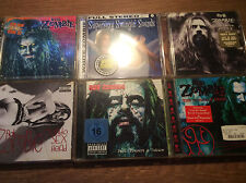 Rob Zombie [6 CD Alben] Educated Horses + Mondo Sex + Sinister Urge + Hellbilly
