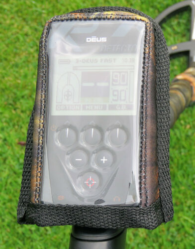 XP Deus Remote Protectors Tarn Hülle metall Detektor