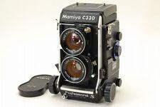 【AB Exc+】 Mamiya C330 Professional S TLR Camera w/SEKOR 55mm f/4.5 Lens #2735