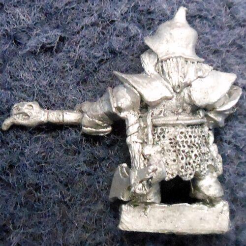 1988 chaos nain PETARD Crew firer C22 citadelle Cannon GUN Warhammer Armée 0312 GW