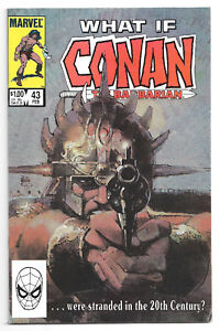 What-If-Vol-1-43-Marvel-Comics-1984-Conan-Were-Stranded-in-the-20th-Century
