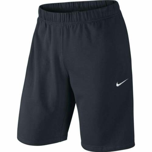 Nike Crusader Mens Shorts Fleece Casual Pockets Training Gym Cotton Sports