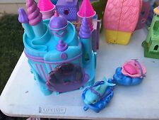 Ariel Little Mermaid Disney doll house castle princess Mattel polly pocket
