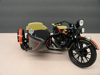 Harley-Davidson Collectible 1933 Motorcycle/Sidecar Bank