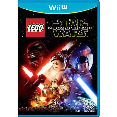 Nintendo Wii U WiiU Spiel * LEGO Star Wars 7 Das Erwachen der Macht *****NEU*NEW