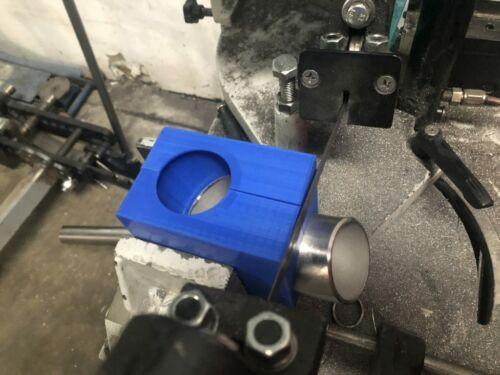 """DIY, Exhaust Manifold etc SCH10 NB Elbow Cutting Fixture Jig 1.25/"""" 1.5/"""""""