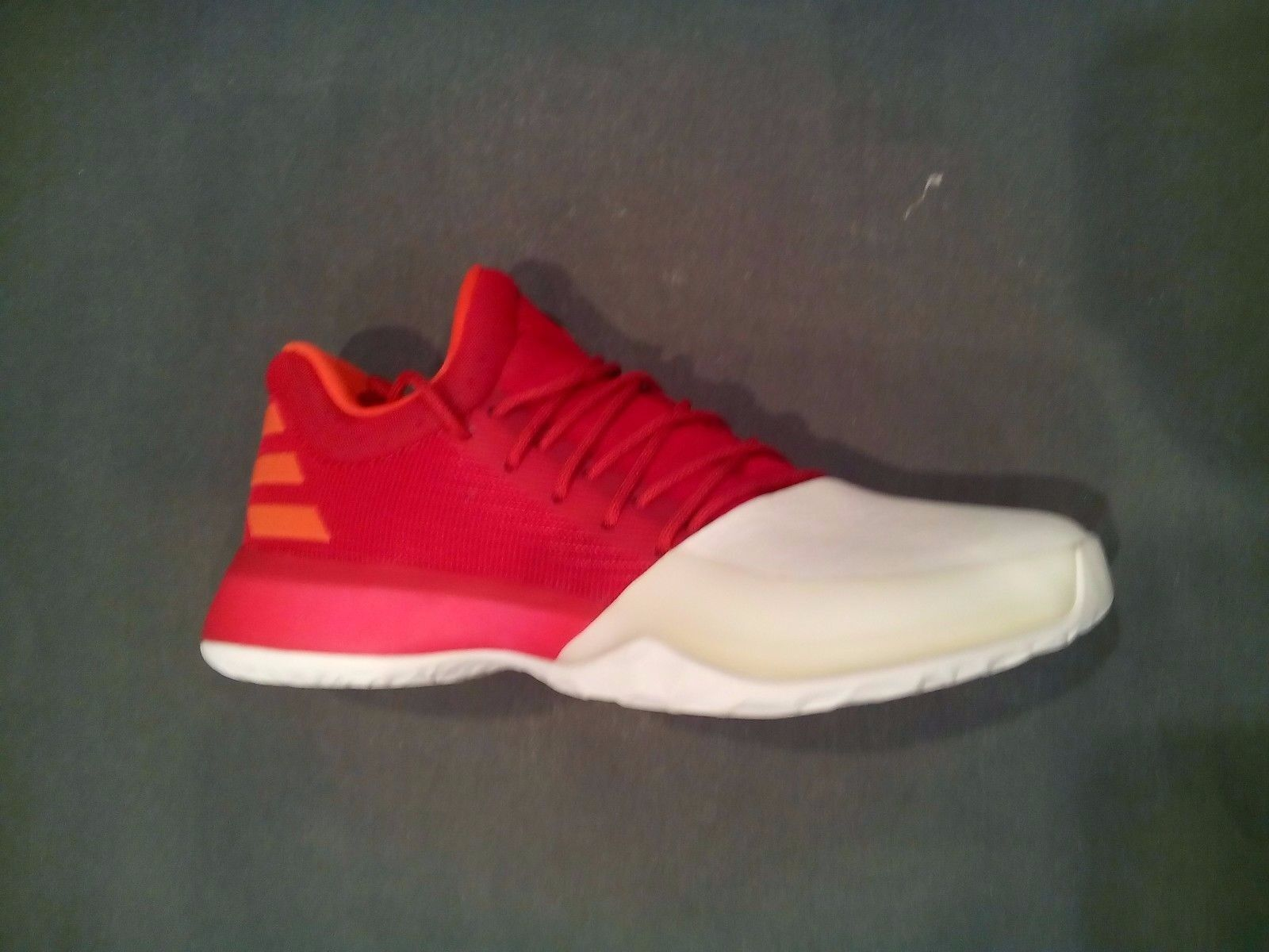 cecb67aba Adidas Boost James Harden Vol. Vol. Vol. 1 Basketball shoes Red White (