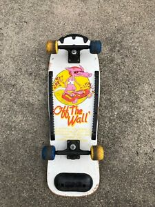 Details about RARE Vtg Vans OFF THE WALL Skateboard Old School Retro 80s 90s Deck Americana
