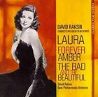 Classic Film Scores Laura/forever Amber/the Bad and The David RAK