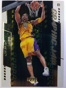 2000-01-Upper-Deck-Graphic-Jam-Kobe-Bryant-G1-Los-Angeles-Lakers-Insert
