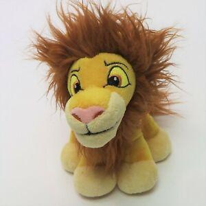 "Just Play Disney Lion King Adult SIMBA 7"" Plush Stuffed Animal"