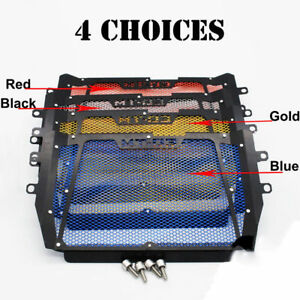 For-Yamaha-MT03-MT-03-2015-2016-Motorcycle-Radiator-Grille-Cover-Guard-Protector